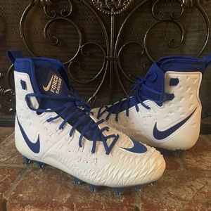 Nike force savage elite td cleats size 13.5